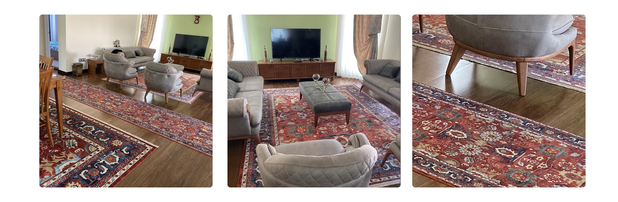 فرش سنتی کاشان